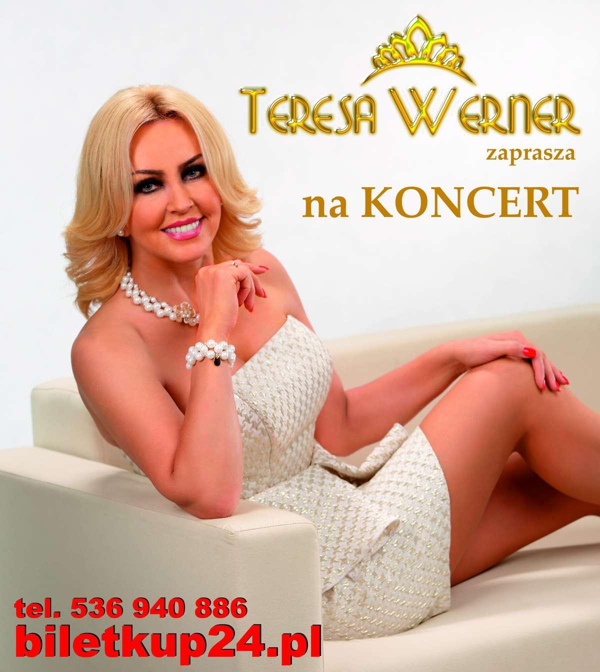 Koncert Teresy Werner - full image