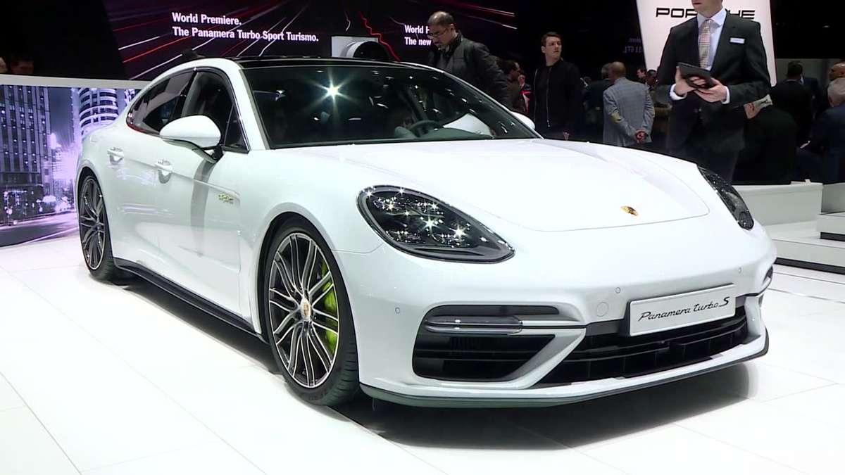 Trzy spektakularne debiuty od Porsche na targach w Genewie - full image