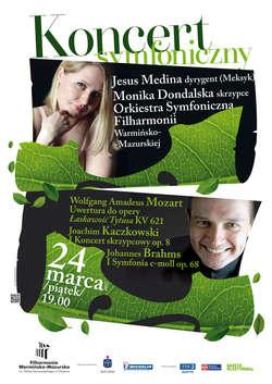 Jesus Medina z Meksyku będzie dyrygował w Olsztynie