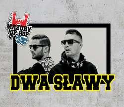 Dwa Sławy dołączają do line up'u Mazury Hip-Hop Festiwal Giżycko 2017!