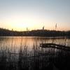 Zdjęcie Tygodnia: Wieczór nad jeziorem w Reszkowie