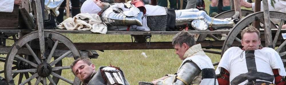 Krzyżacy, wyjątek w dziejach