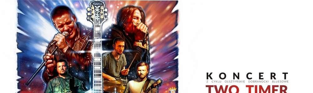 Two Timer – koncert i spotkanie z muzykami