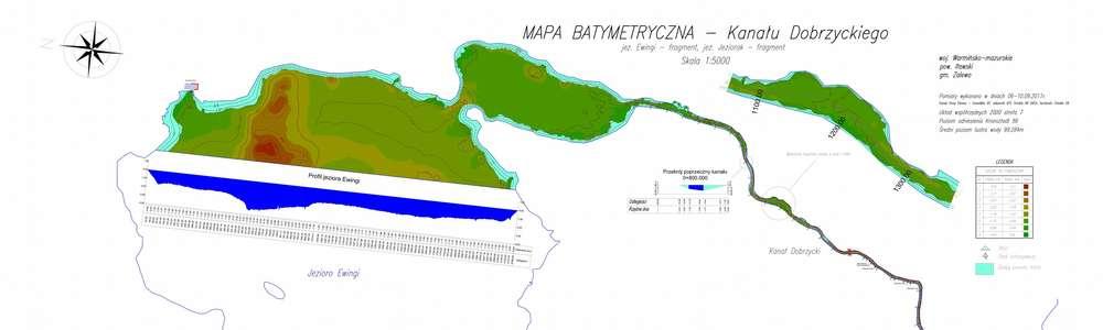 Kanał Dobrzycki będzie pogłębiany, ale jeszcze nie w tym roku
