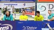 W derbowym pojedynku lepsi tenisiści Dekorglssu [film, zdjęcia]