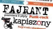 Koncert zespołów Fajrant, Kapiszony i My Different Side