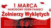 1 marca - Dzień Pamięci Żołnierzy Wyklętych