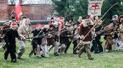 Dziedziniec muzeum zamienił się w miejsce walk. Odtworzyli bitwę sprzed 154 lat [zdjęcia]