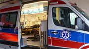 Nowy ambulans na drogach powiatu