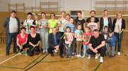 Rozgrywki badmintona pań