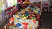 Świąteczna zbiórka żywności - dziękujemy za okazane serce