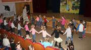 Aktorzy z Krakowa ze spektaklem dla dzieci