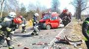 Tragiczny wypadek za Szydłowem - 5 osób zginęło. Nowe informacje
