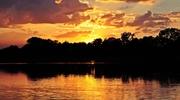 Zdjęcie Tygodnia: Zachód Słońca nad jeziorem