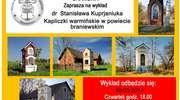 """""""Kapliczki warmińskie w powiecie braniewskim"""""""