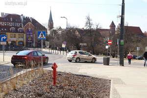 Kierowcy kontra drogowcy, czyli po co komu objazd w centrum Olsztyna?