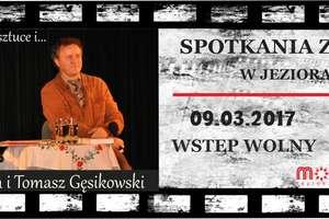 MOK zaprasza na spotkanie z Teresą Lipowską i Tomaszem Gęsikowskim