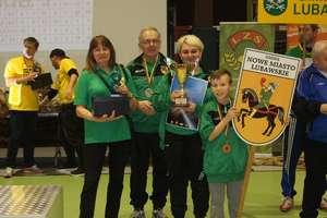 Wojewódzkie igrzyska w Nidzicy i medal dla wójta - seniora