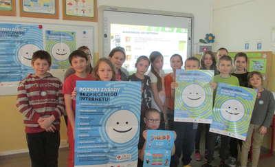 Dzień Bezpieznego Internetu w szkole w Dubeninkach