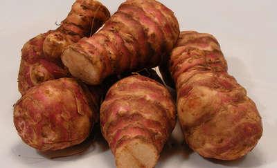 Topinambur zamiast ziemniaka