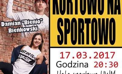 Tanecznie na Kortowo na Sportowo!