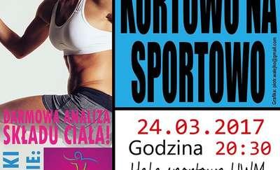 Tabata rządzi na Kortowo na Sportowo
