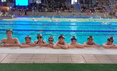 Międzywojewódzkie Drużynowe Mistrzostwa Młodzików w pływaniu