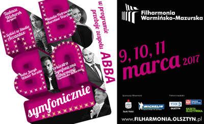 ABBA symfonicznie w olsztyńskiej filharmonii