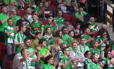 Woicki i Papke o meczu Indykpol AZS - Cuprum Lubin
