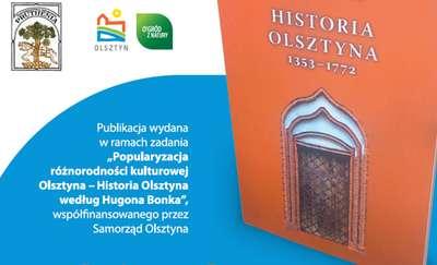 Promocja książki Hugo Bonka
