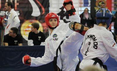 Grand Prix Polski w taekwondo, czyli krajowa czołówka w Bezledach