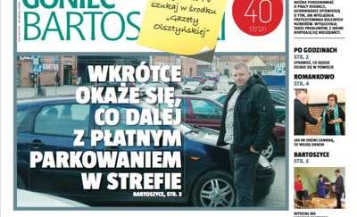"""Co ze Strefą Płatnego Parkowania w Bartoszycach? O tym w nowym """"Gońcu"""""""