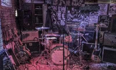 Koncert zespołu Solid Rock w SOWIE