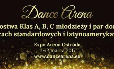 Tancerze z całego kraju na Dance Arena Ostróda