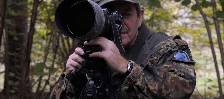 Fotografie Waldemara Bzury będzie można oglądać w CKiT od 1 grudnia.