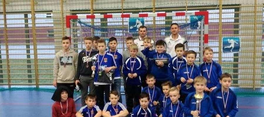 Legia-Bart Bartoszyce wystawiła w turnieju dwie drużyny