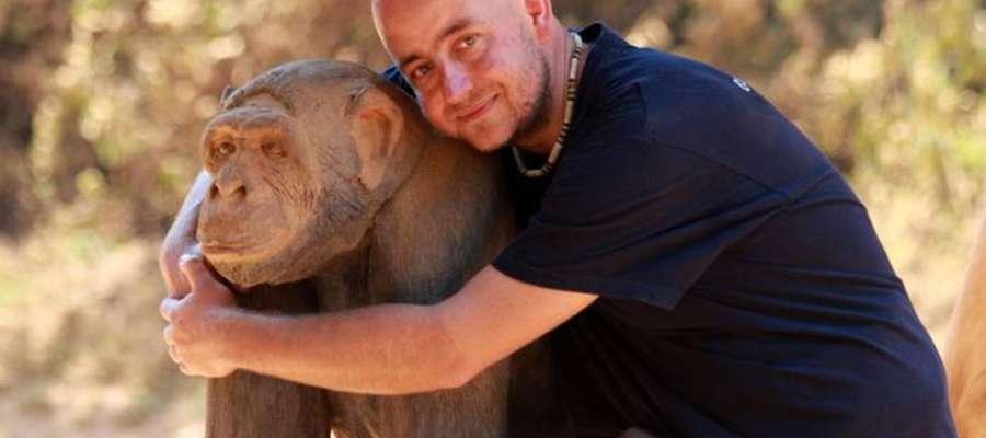 Fot. Internet Fot1. Robert Gondek uwielbia wyprawy do Afryki