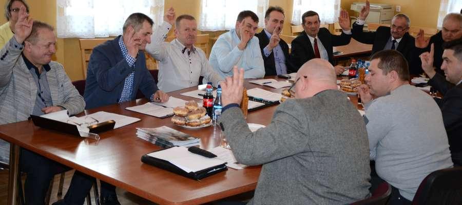 Radni jednogłośnie odrzucili uchwałę