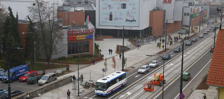 Aura Centrum i Galeria Warmińska w Olsztynie mają tego samego właściciela