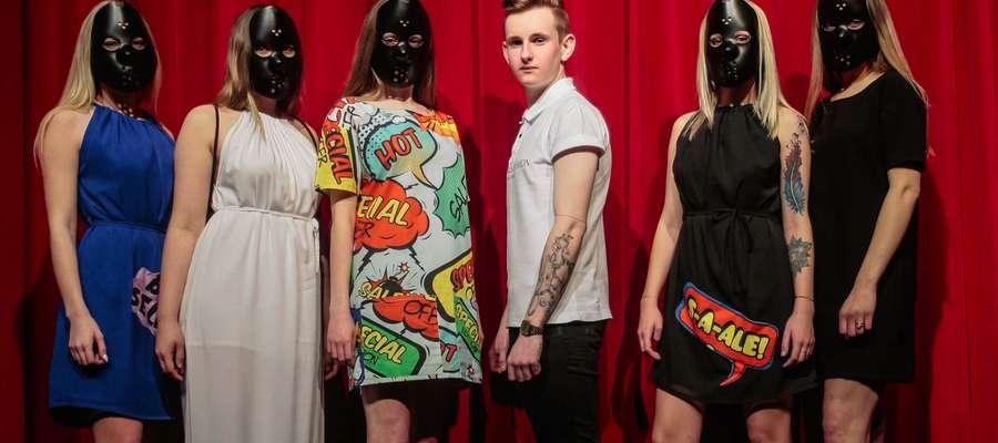 Przedpremierowy pokaz ubrań marki Voorhees Fashion,