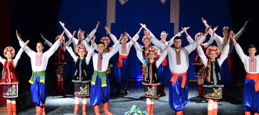 W Lidzbarskim Domu Kultury odbył się po raz kolejny doroczny Koncert Szewczenkowski