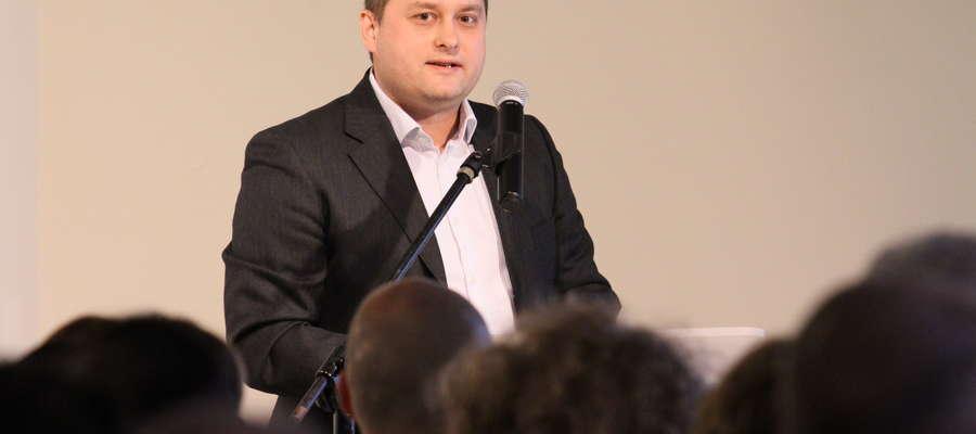Tomasz Birezowski z Forum Rozwoju Olsztyna.:— Pomysł likwidacji obywatelskiej inicjatywy uchwałodawczej to byłoby cofnięcie się w rozwoju.