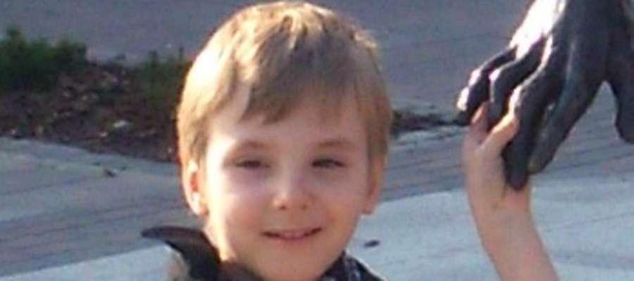7-letni Filip jest wzorowym uczniem, a jego pasją, pomimo choroby, jest piłka nożna