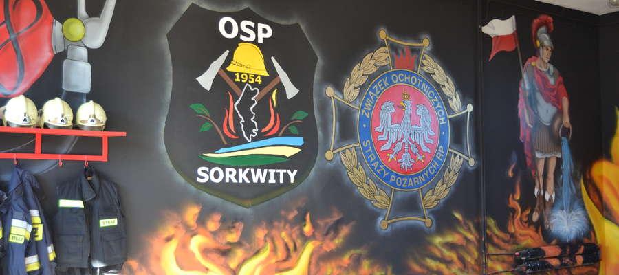 W Sorkwitach OSP ma remizą inną niż wszystkie