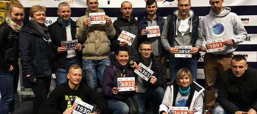 """ONICO Gdynia Półmaraton... - wcale nie o takie """"nico"""", bo wywalczyli dla dzieci dodatkowo blisko 1 tys. zł"""