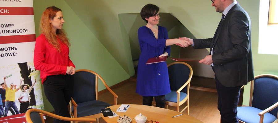 Porozumienie zostało podpisane w w siedzibie Wydziału Nauk Społecznych w Bartoszycach