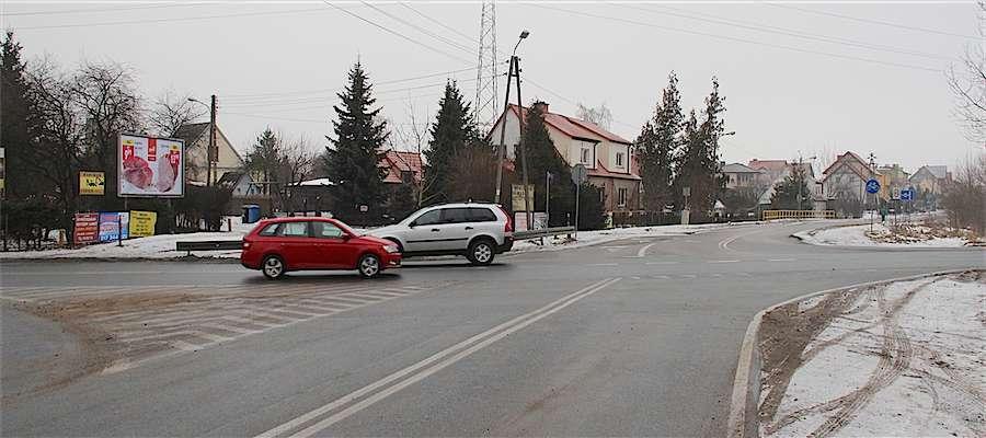 Budowa ronda na ul. Obwodowej zależy od kolejnego transferu pieniędzy z ministerstwa