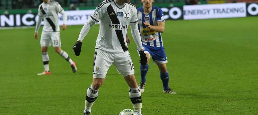 Michał Kucharczyk, Legia Warszawa