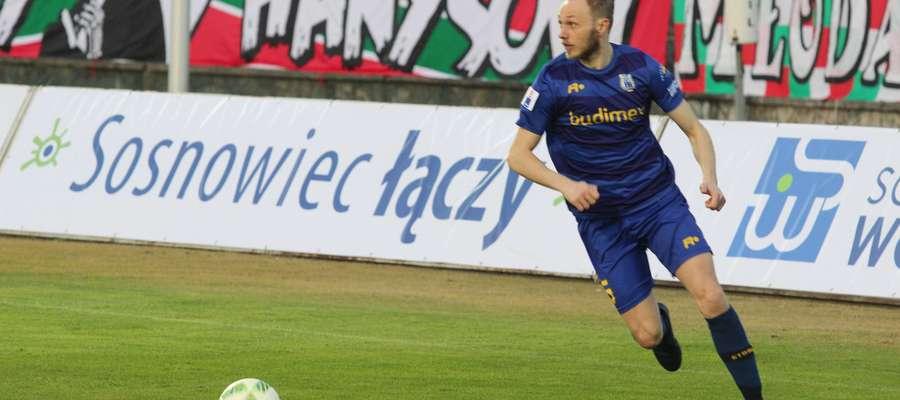 Chcieliśmy w Katowicach wygrać, tak samo zresztą jak w Sosnowcu — mówi Grzegorz Lech ze Stomilu