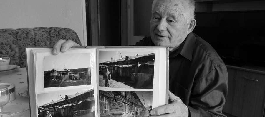 Michał Wołoszczak miał 85 lat